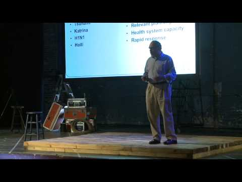 TEDxNOLA - Dr. Irwin Redlener - Human Dimensions of Disaster Recovery
