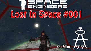 Space Engineers - Lost In Space 001 (cz/sk) ALIEN PLANET