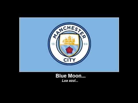 Blue Moon - Manchester City Song (ENG/PT-BR)