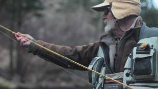 Fly Fishing Film Tour Short John Gierach