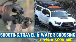 Overland Travel and Water Crossings   Trayvax Experience