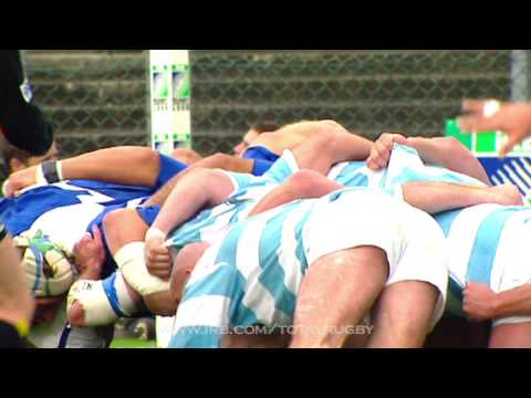 Argentina Scrum   Total Rugby