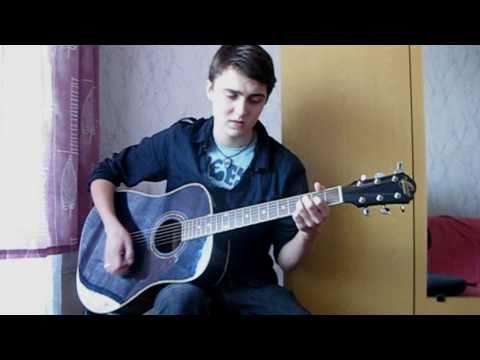 Aaron Lewis - Country Boy (guitar cover (lyrics)) HD
