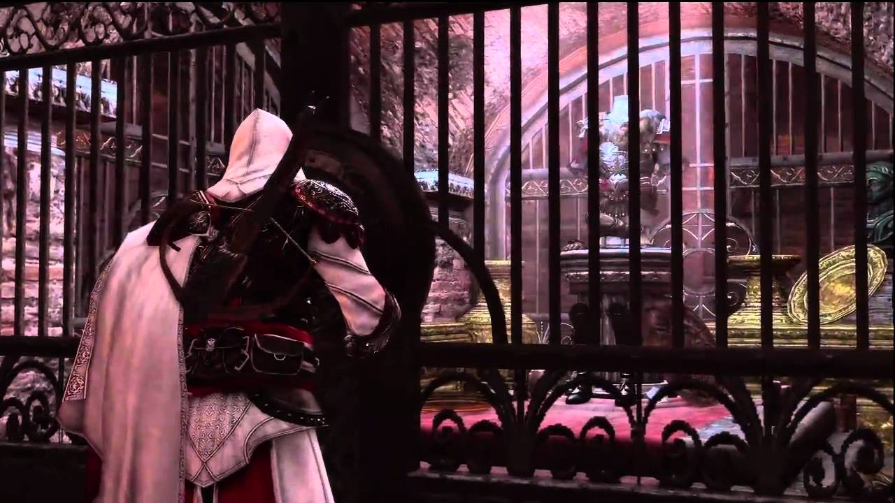 Assassin S Creed Brotherhood Unlocking The Armor Of Brutus