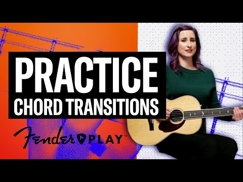 How To Transition Between G + C Chords | Fender Play™ | Fender