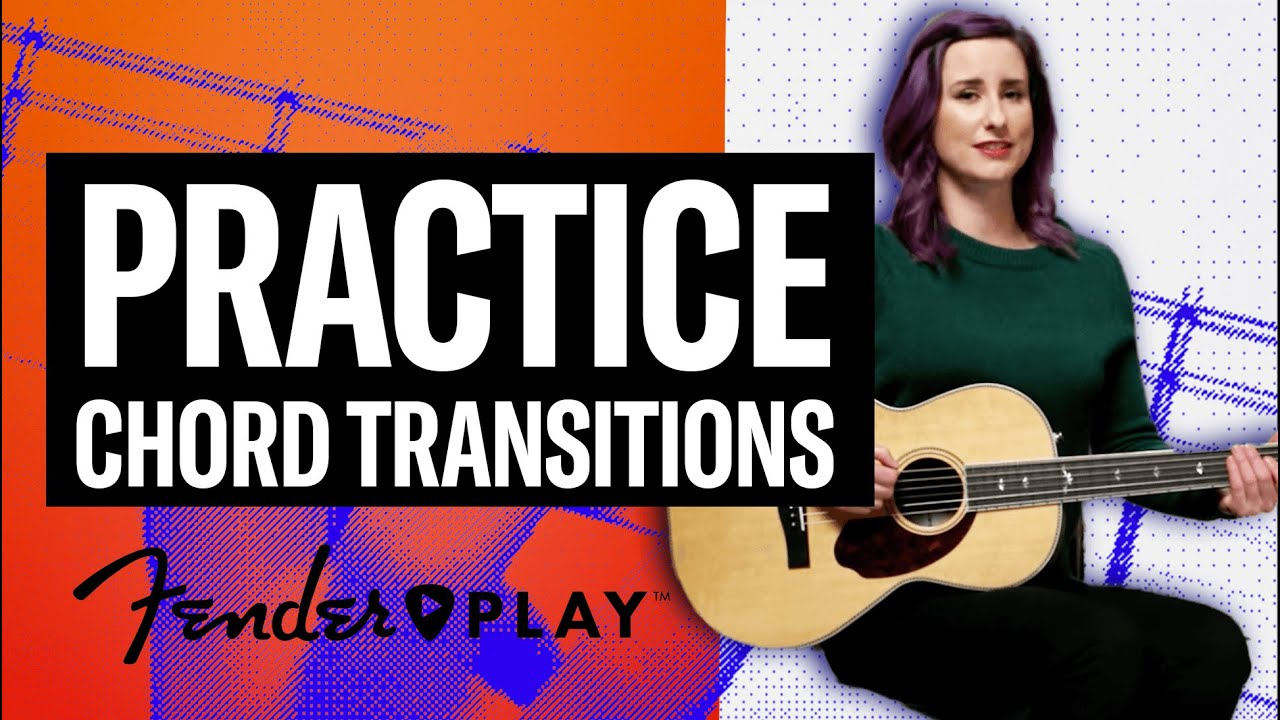 How To Transition Between G C Chords Fender Play Fender Youtube