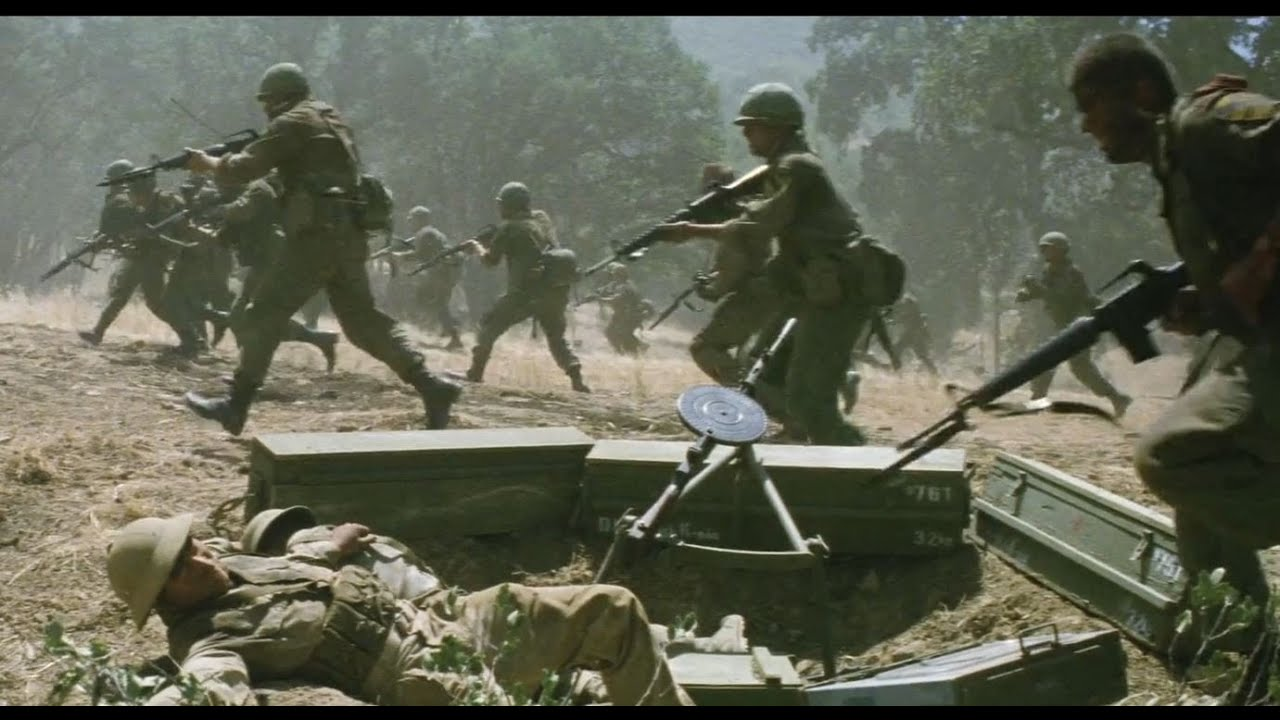 Download We Were Soldiers - Fix Bayonets