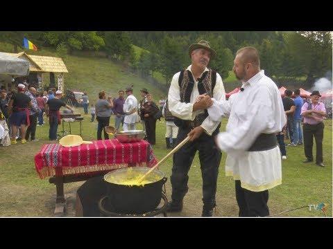Primul Festival al Haiducilor din zona Bucovinei - Grinţieş, Neamţ (Exclusiv în România)