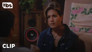 Friends: Ross Almost Confesses his Feelings for Rachel (Season 1 Clip) | TBS