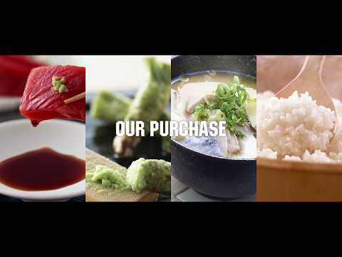 LungSoon Ocean Group | Sushi Chain