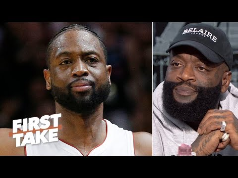 Trey White - THOUGHTS? ROSS SAY'S DWADE IS MORE POPULAR THAN LEBRON