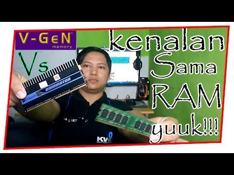 Sekilas Tentang Memory RAM
