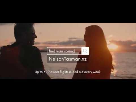 #FindYourSpring In Nelson Tasman, NZ