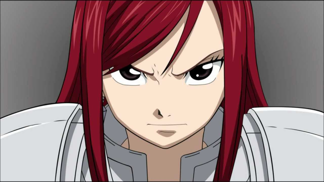 Fairy Tail - Erza Theme ♪ - YouTube