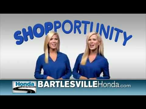 Honda of Bartlesville's Shopportunity