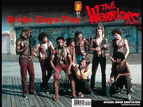 OSS: The Warriors | Broke Guys Play Part 2