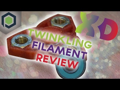 X3D Twinkling! (Filament Review!) (Small Audio Glitch :/ )