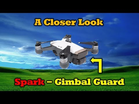Protect Your Spark Gimbal With This Simple Device