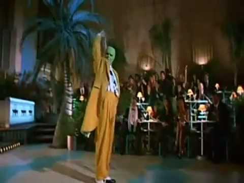 Танец из фильма Маска Джимм Керри с Кемерон Диаз