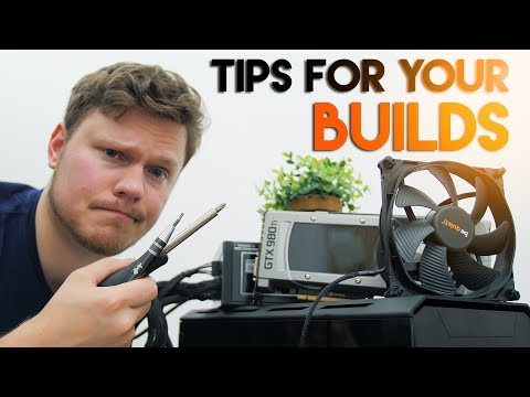 15 Things You NEED to Know When Building a PC!