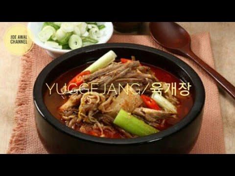 """wisata-kuliner-korea-""""-육개장/yukgaejang-"""""""