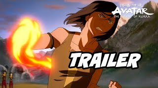 Legend Of Korra Season 4 Balance Trailer Footage Explained