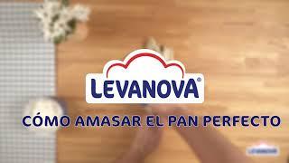 Como amasar correctamente con Levanova