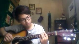 Jingle Bells Guitar Fingerstyle - Niko Huang