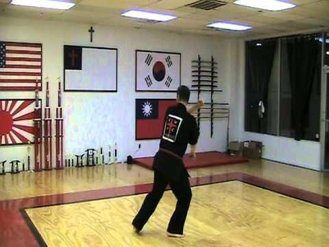 Tang Soo Do form 1 Kicho Hyung IL Bu