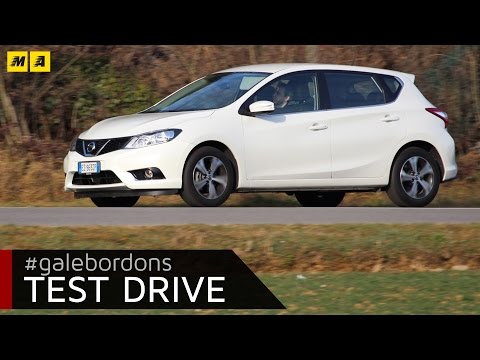 Nissan Pulsar 1.5 dCi | test drive #AMboxing