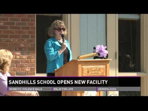 2013-04-18 Sandhills School Opens 5PM