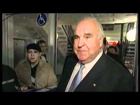 """Helmut Kohl und sein Verhältnis zum """"Spiegel"""""""