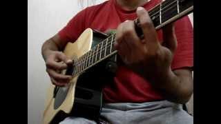 Hai apna dil to awara song with guitar