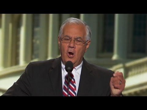 Barney Frank at DNC: Mitt Romney Is