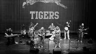 SHERWOOD TIGERS - Georgia On My Mind, solistina Minna Lasanen