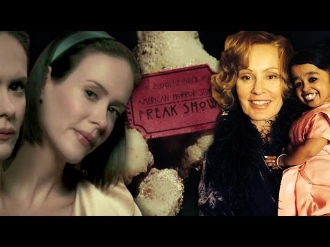 16 Things We Actually Know About 'American Horror Story: Freak Show'