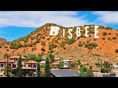 BISBEE ARIZONA   5 THINGS TO DO   Tucson Day Trips