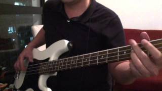 The Smiths 1984 - 05 The Hand That Rocks The Cradle (BASS COVER)