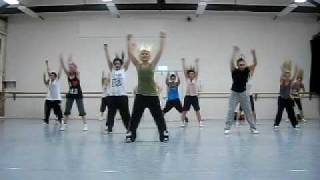 'telephone' lady gaga. Choreography by Jasmine Meakin.