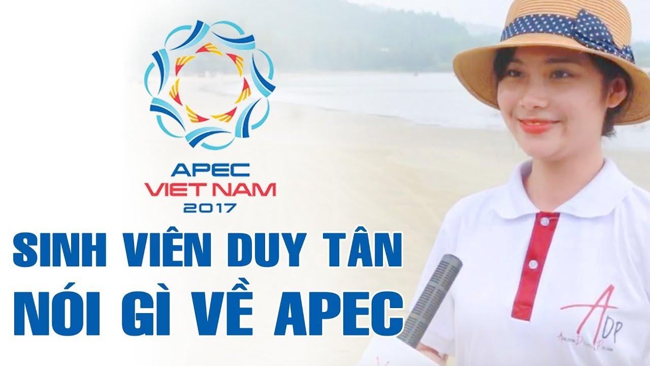 [dtuTV] #2   Phỏng vấn nhanh Sinh viên ĐH Duy Tân về sự kiện APEC 2017