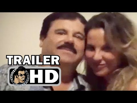 THE DAY I MET EL CHAPO Official Trailer (2017) Kate Del Castillo Sean Penn Netflix Documentary HD