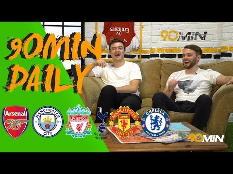 Blame Arsene Wenger or Arsenal Players? | Are Chelsea dark horses for the title? | 90min Daily
