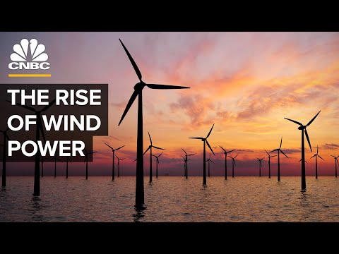 The Rise Of Wind Power In The U.S.