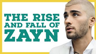 The real reason Zayn's Icarus Falls flopped.