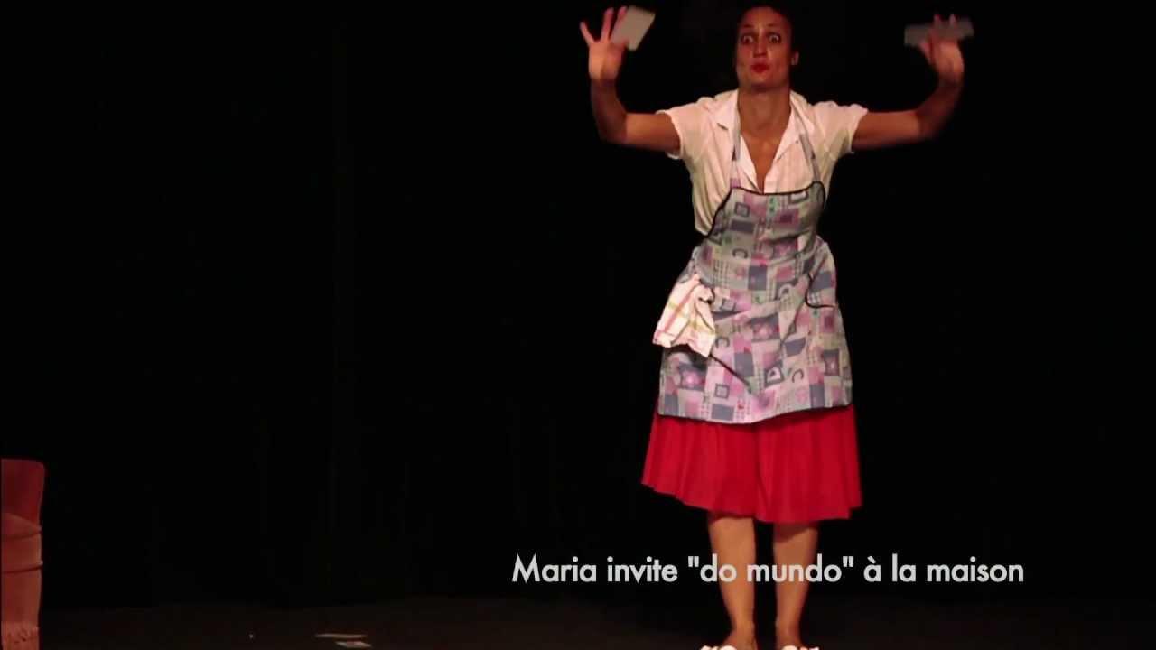 cherche femme de menage portugaise