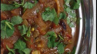 Onion Tomato Fry - Quick & Easy - No Garlic - Episode 23
