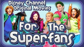 IMPOSSIBLE Guess The Disney Channel Original MOVIE SONG - FOR THE SUPERFANS!