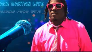 asa bantan live in grand fond dominica december 2016 mix up by djeasy