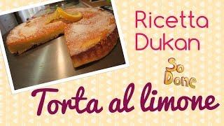 torta al limone ricetta dieta dukan ricettaflash