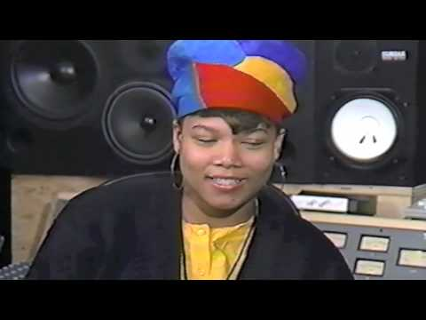 Queen Latifah Interview Slammin' Rap Video Magazine
